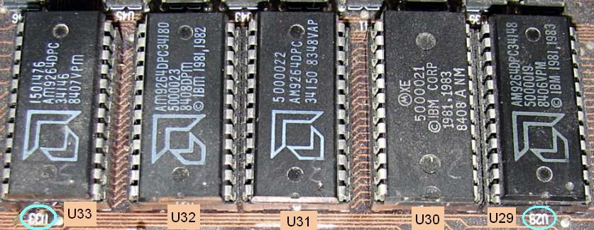 The PC's BIOS