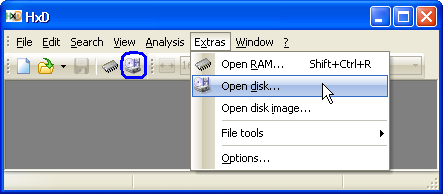 Tools for EFI, GPT, MBR/Boot Records and References
