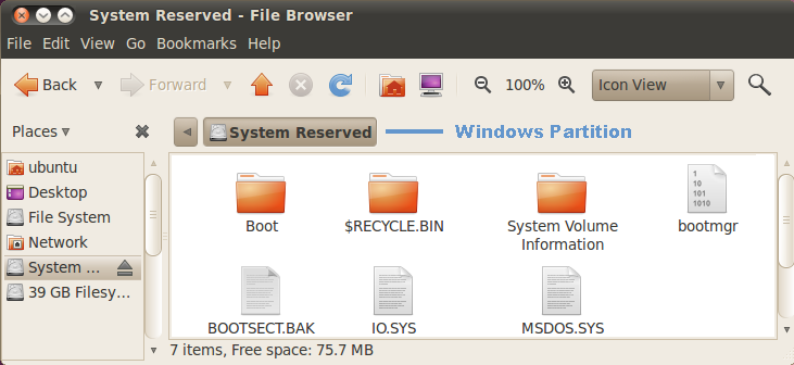 Using an Ubuntu Live CD to Test, Read or Copy Files from any OS drive